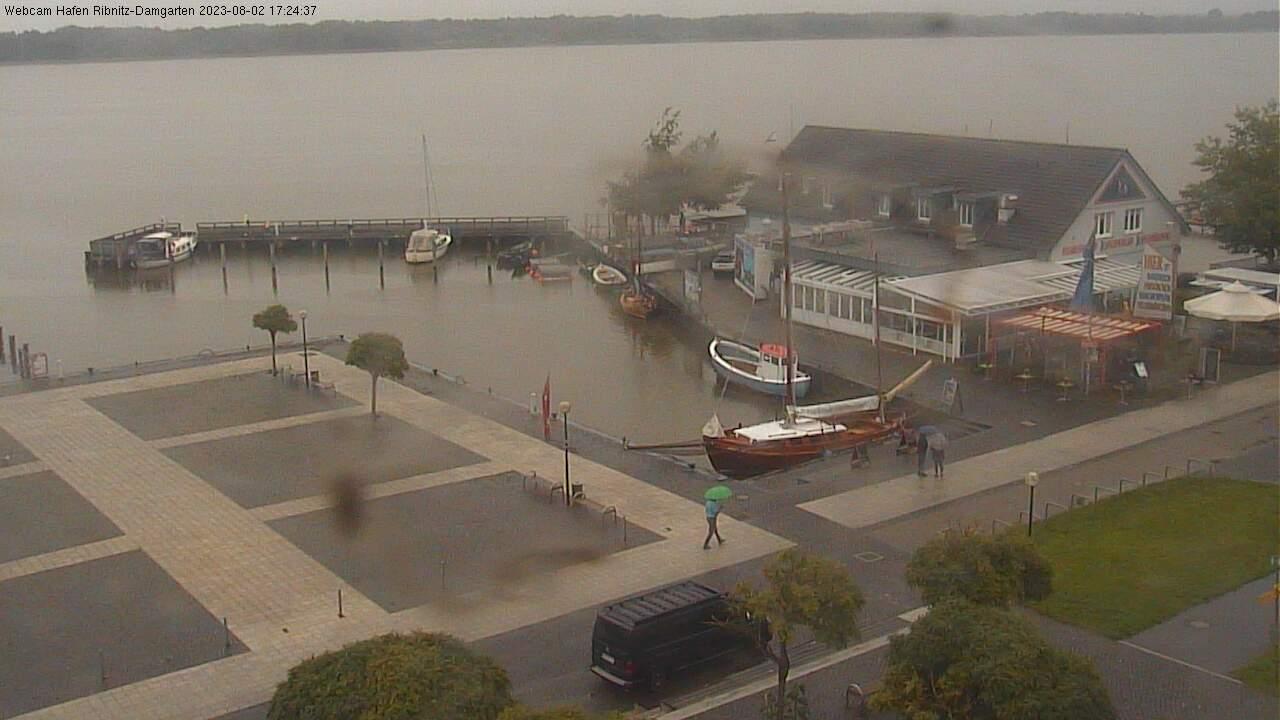 Webcam Hafen Ribnitz, Blick 3